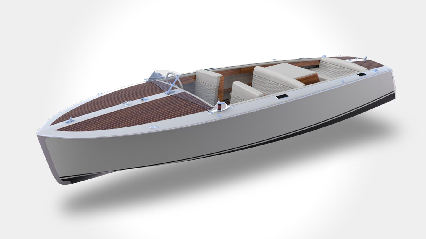 BRUCE 22 T – from £36,000 – E-Boatique