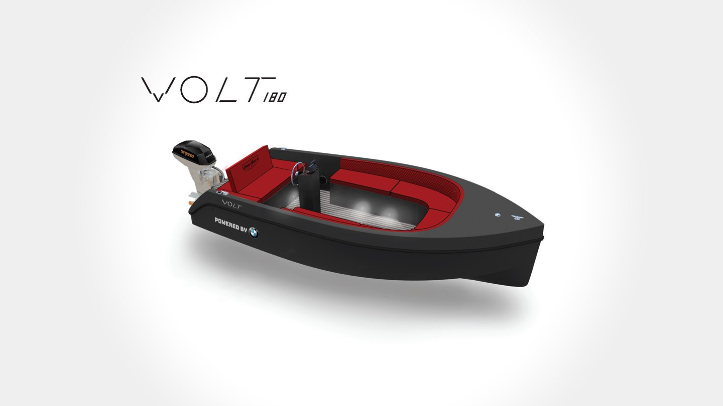 Volt 180 by Canadian Electric Boat Company