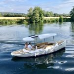 Ella Rose an Electric Boat for sale from £27500 Fantail 217
