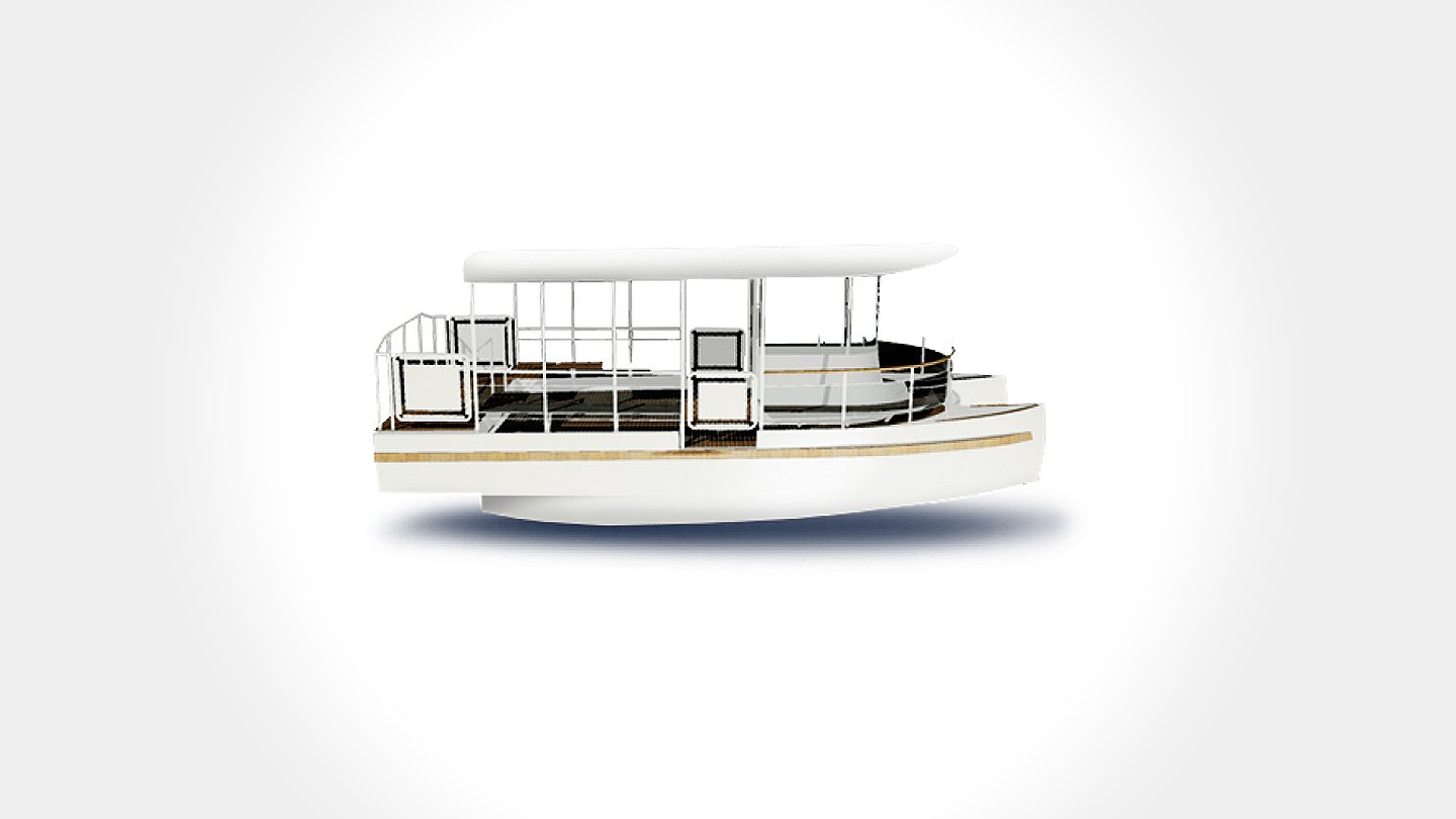 The NAVETTE Electric boats for sale Norfolk Broads