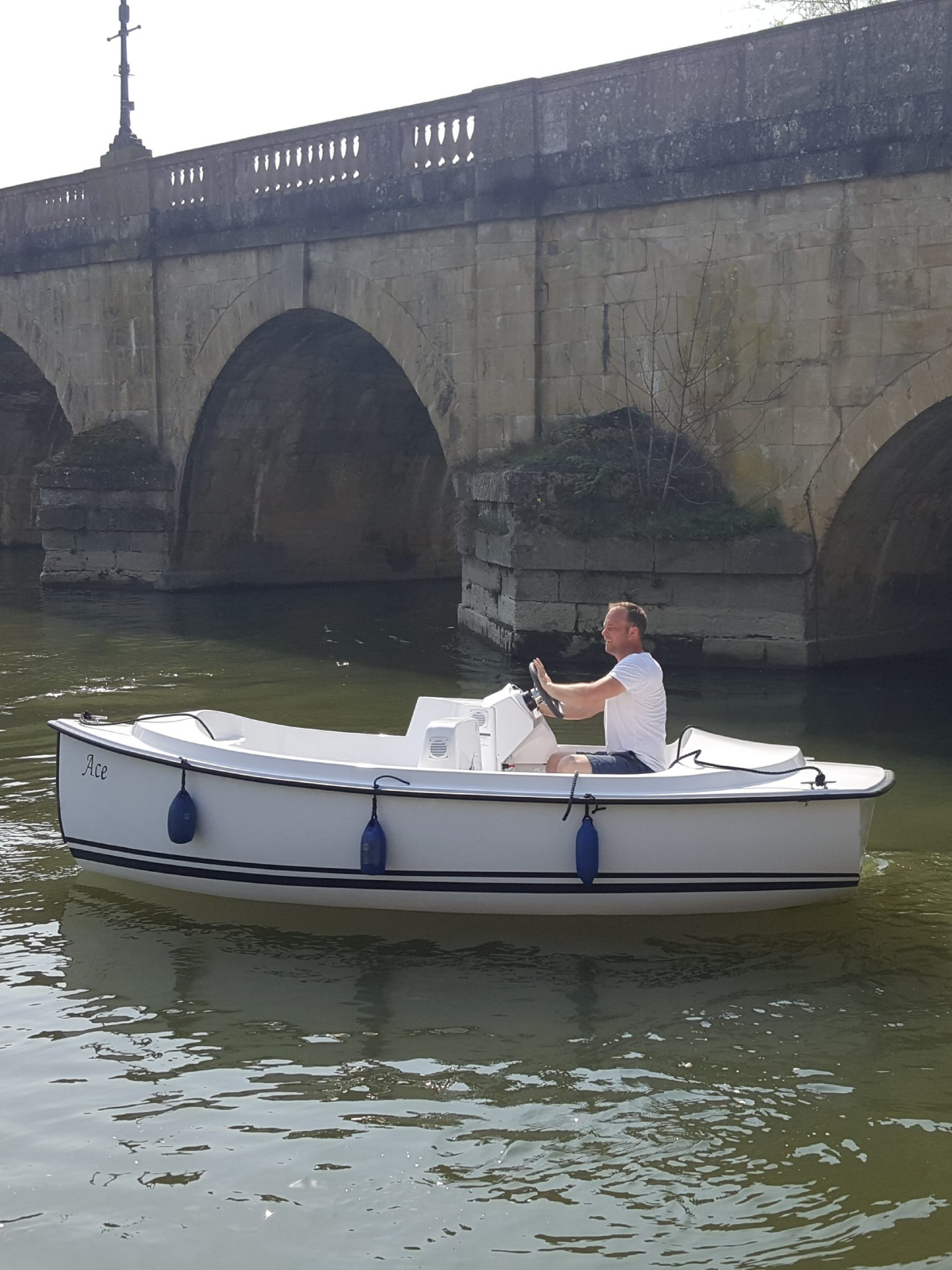Electric boat sales Marlow on Thames